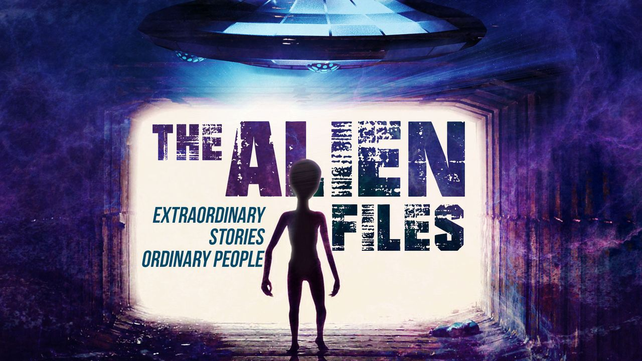 Alien Files banner image