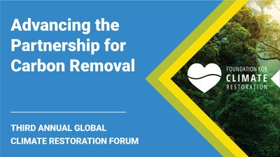 E2 - Advances in the Partnership for Carbon Removal