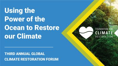 E6 - Using the Ocean to Restore the Climate