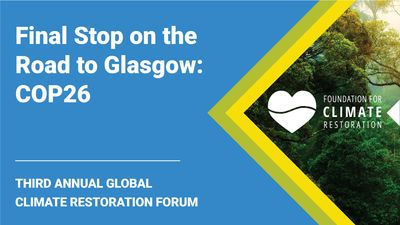 E1 - Final Stop on the Road to Glasgow: COP26