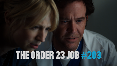 The Order 23 Job