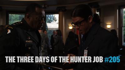 The Three Days of the Hunter Job