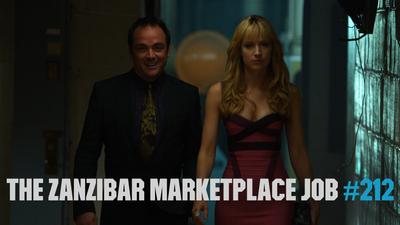 The Zanzibar Marketplace Job