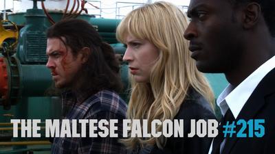 The Maltese Falcon Job