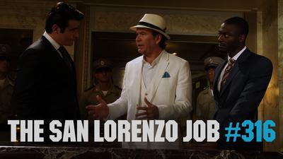 The San Lorenzo Job