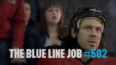The Blue Line Job