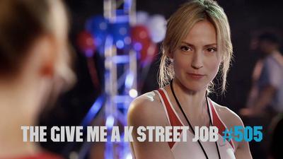 The Gimme a K Street Job