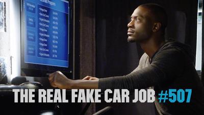 The Real Fake Car Job