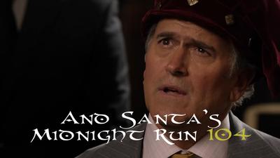 And Santa's Midnight Run