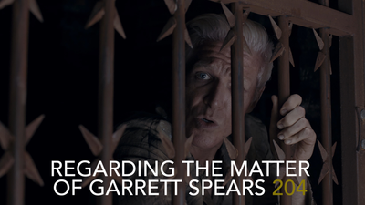 Regarding the Matter of Garret Spears