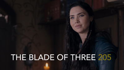 The Blade of the Three