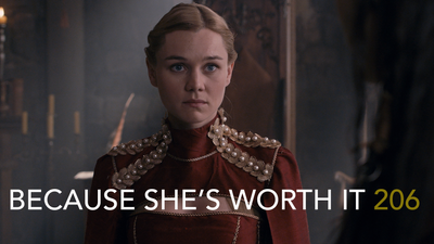 Because She's Worth It