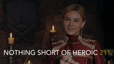 Nothing Short of Heroic
