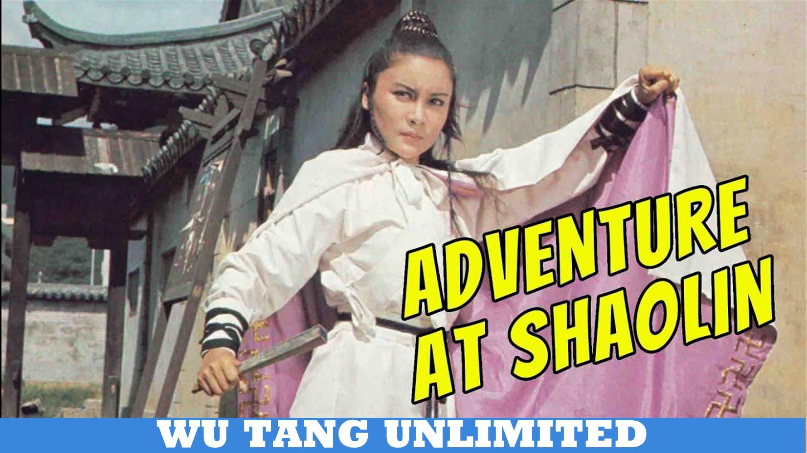 Adventure At Shaolin