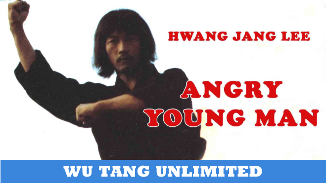 The Angry Young Man