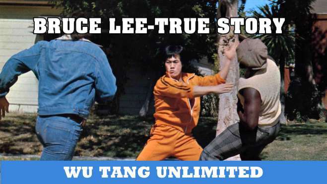 Bruce Lee True Story