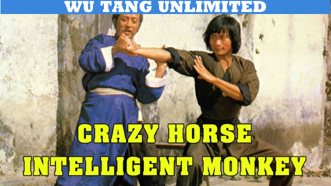 Crazy Horse Intelligent Monkey