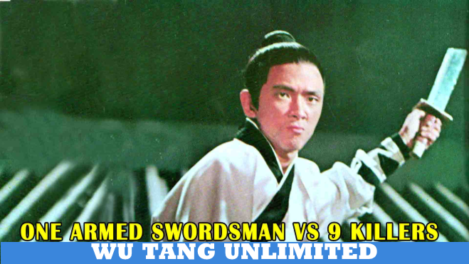 One Armed Swordsman vs Nine Killers
