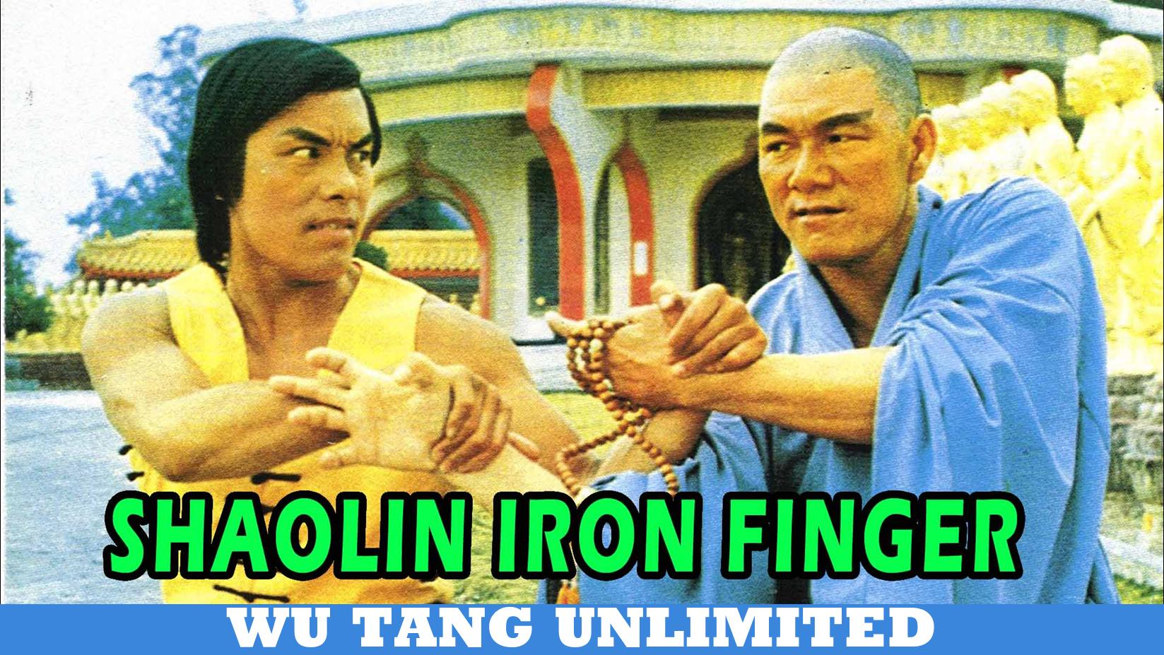 Shaolin Iron Finger aka Renegade Master