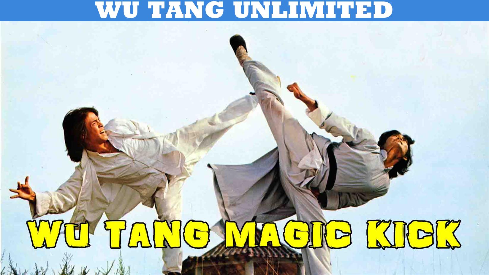 The Mars Villa aka Wu Tang Magic Kick
