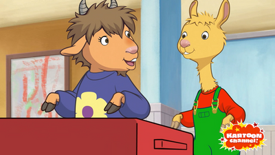 Llama Llama and His Day with Nelly Gnu