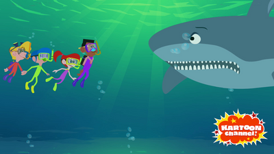 It's Always Sharkest…