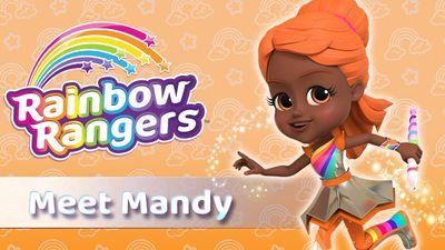 "Meet Mandarin ""Mandy"" Orange"
