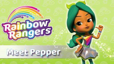 Meet Pepper Mintz