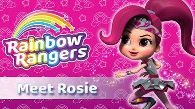 Meet Rosie Redd
