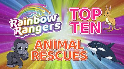 Top 10 Animal Rescues