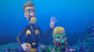 Coral Calamity / S'no Problem