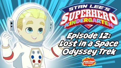 Lost In A Space Odyssey Trek