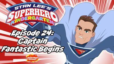 Captain Fantastic Begins