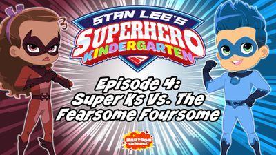 Super K's Vs The Fearsome Foursome