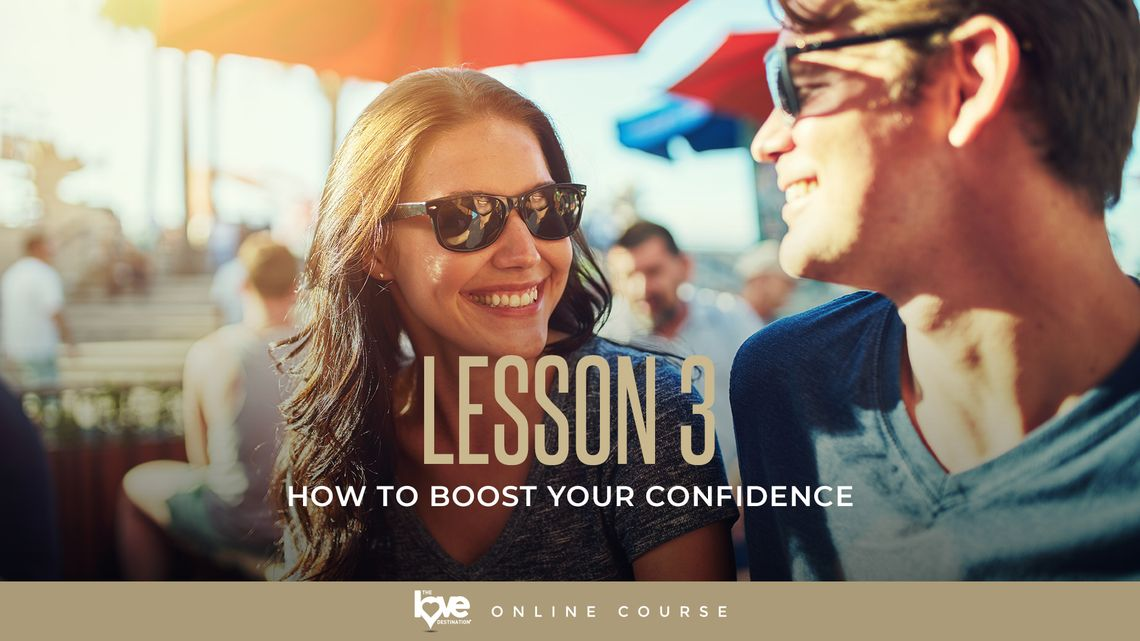 Boost your dating confidence