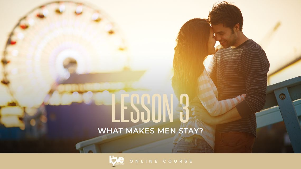what makes a man commit