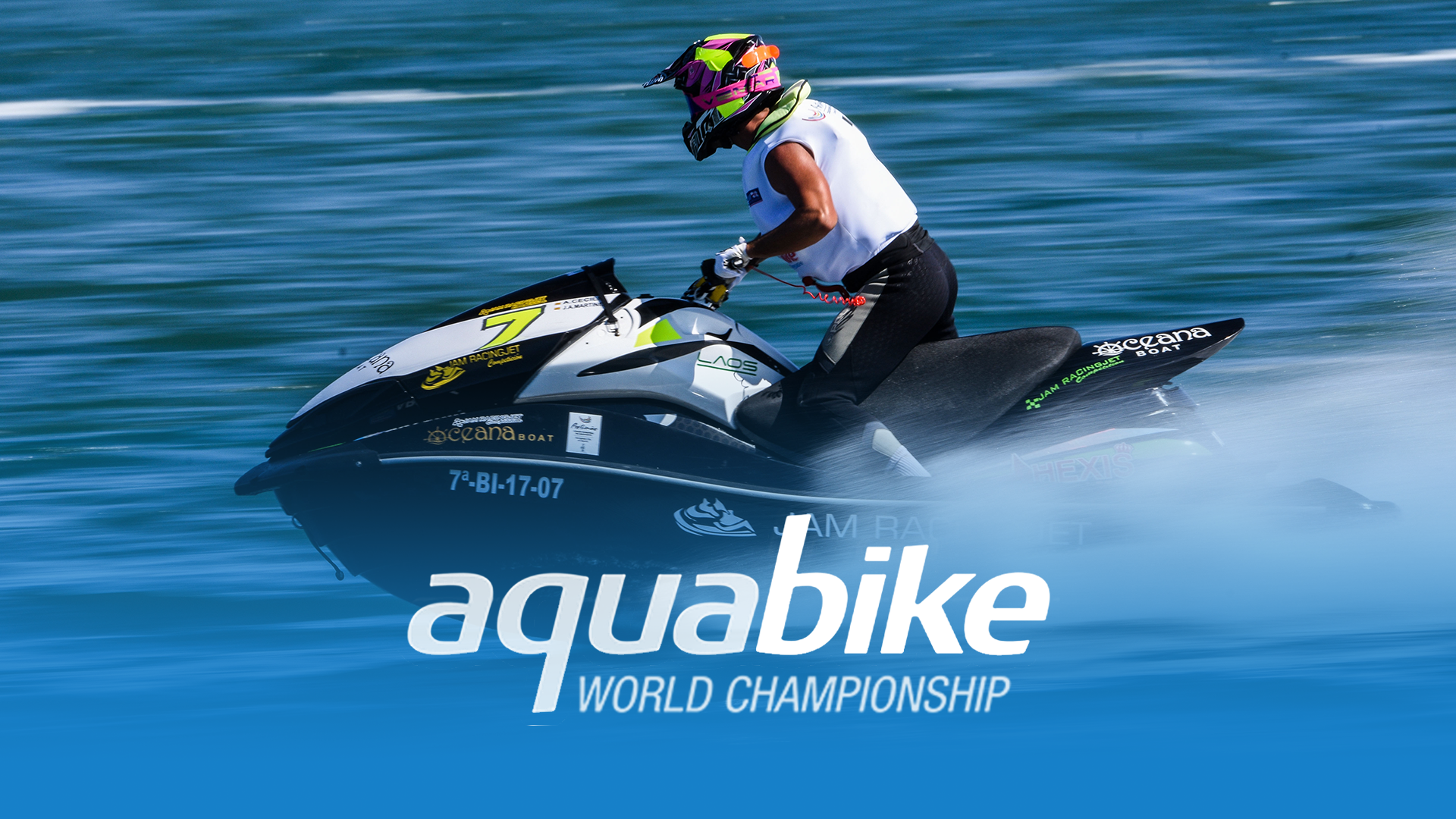UIM ABP Aquabike World Championship 2019