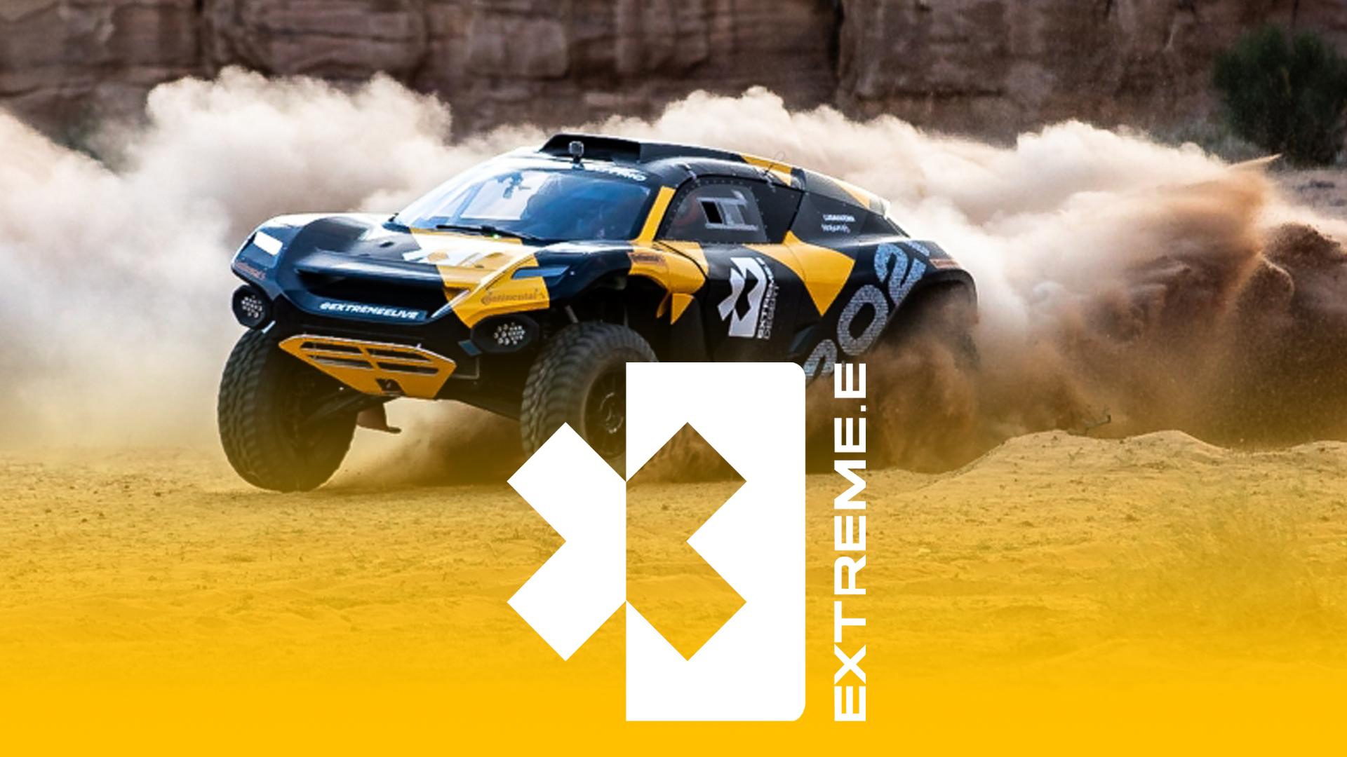 Extreme E 2021
