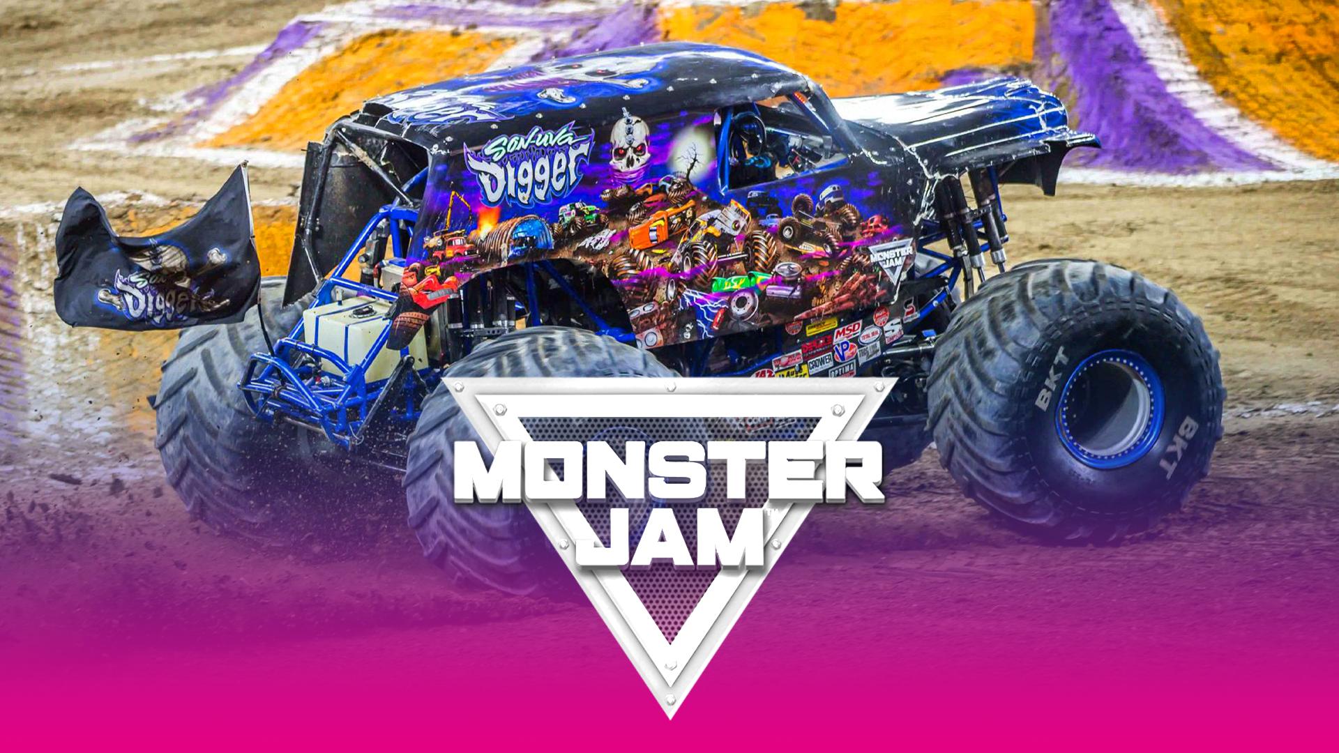Monster Jam Championship Series, 2018