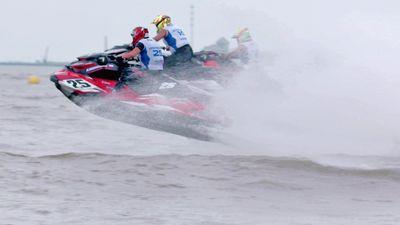 Runabout und Freestyle GP von Qingdao, China