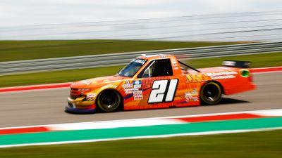NASCAR Truck Race at COTA