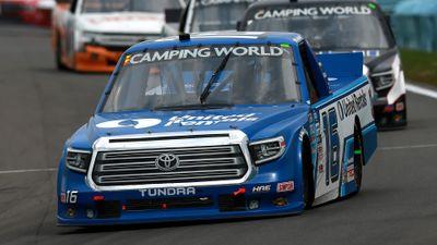 NASCAR Truck Race at The Glen, Watkins Glen International