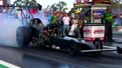 Pro Alcohol, New Years Thunder, Willowbank Raceway
