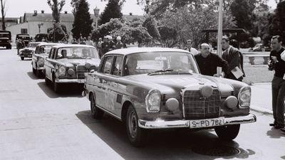Der große Tourenwagen-Preis von Argentinien 1964