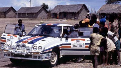 Deutsche Rallye-Meisterschaft 1983
