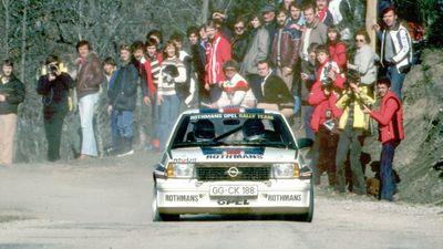 Rallye Weltmeisterschaft 1982