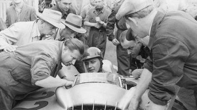 Mercedes in der Grand-Prix-Saison 1954