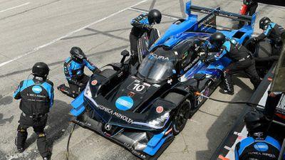 Sports Car Challenge at Mid-Ohio