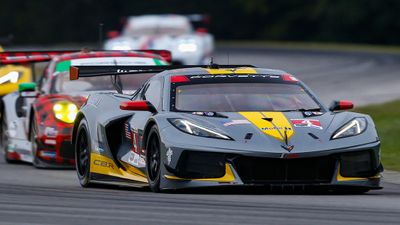GT Challenge, Virginia International Raceway
