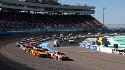 FanShield 500, Phoenix Raceway
